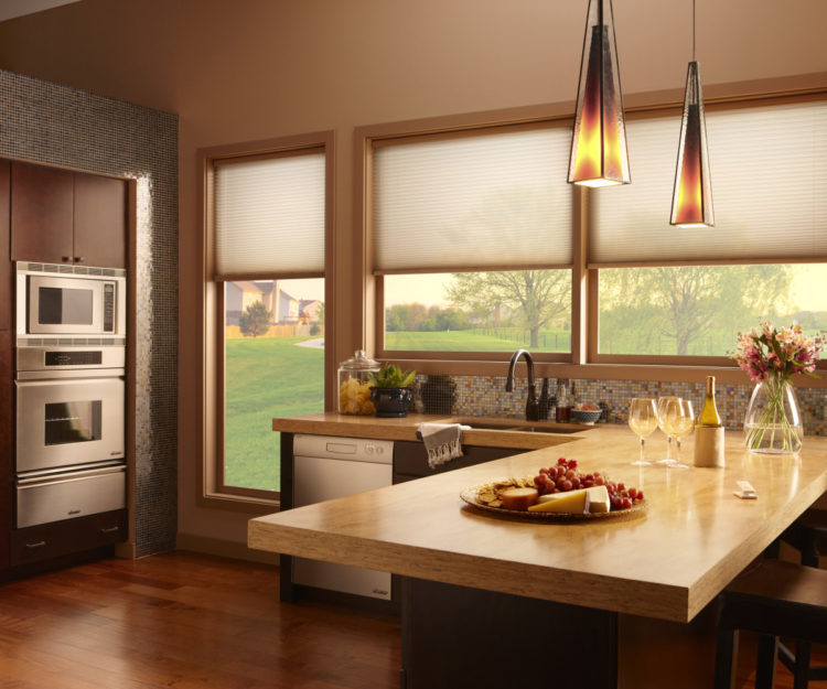 Lutron Home Automation Motorized Shades